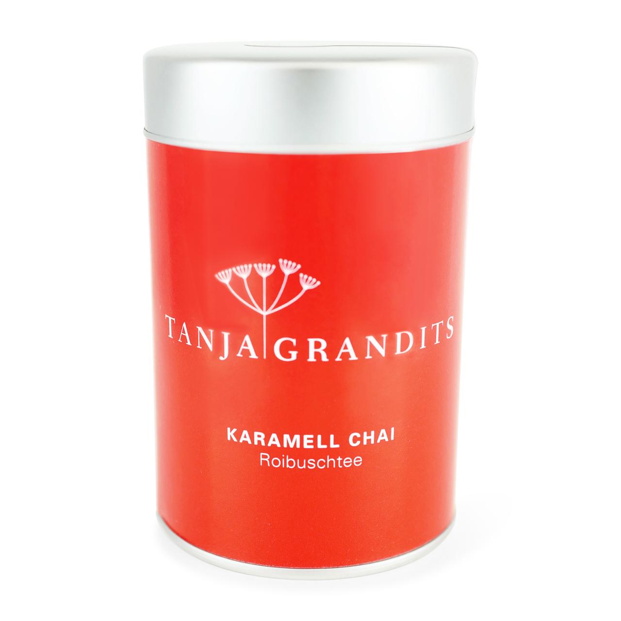 Tanja Grandits Karamell Chai Roibuschtee