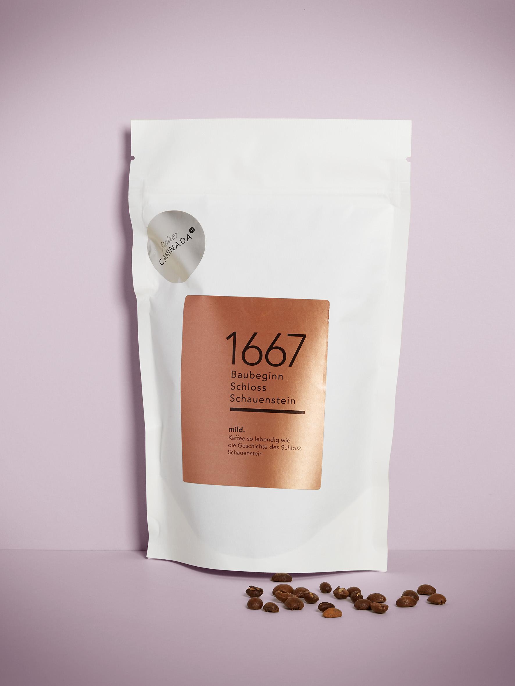 Andreas Caminada: 1667 - Kaffee mild