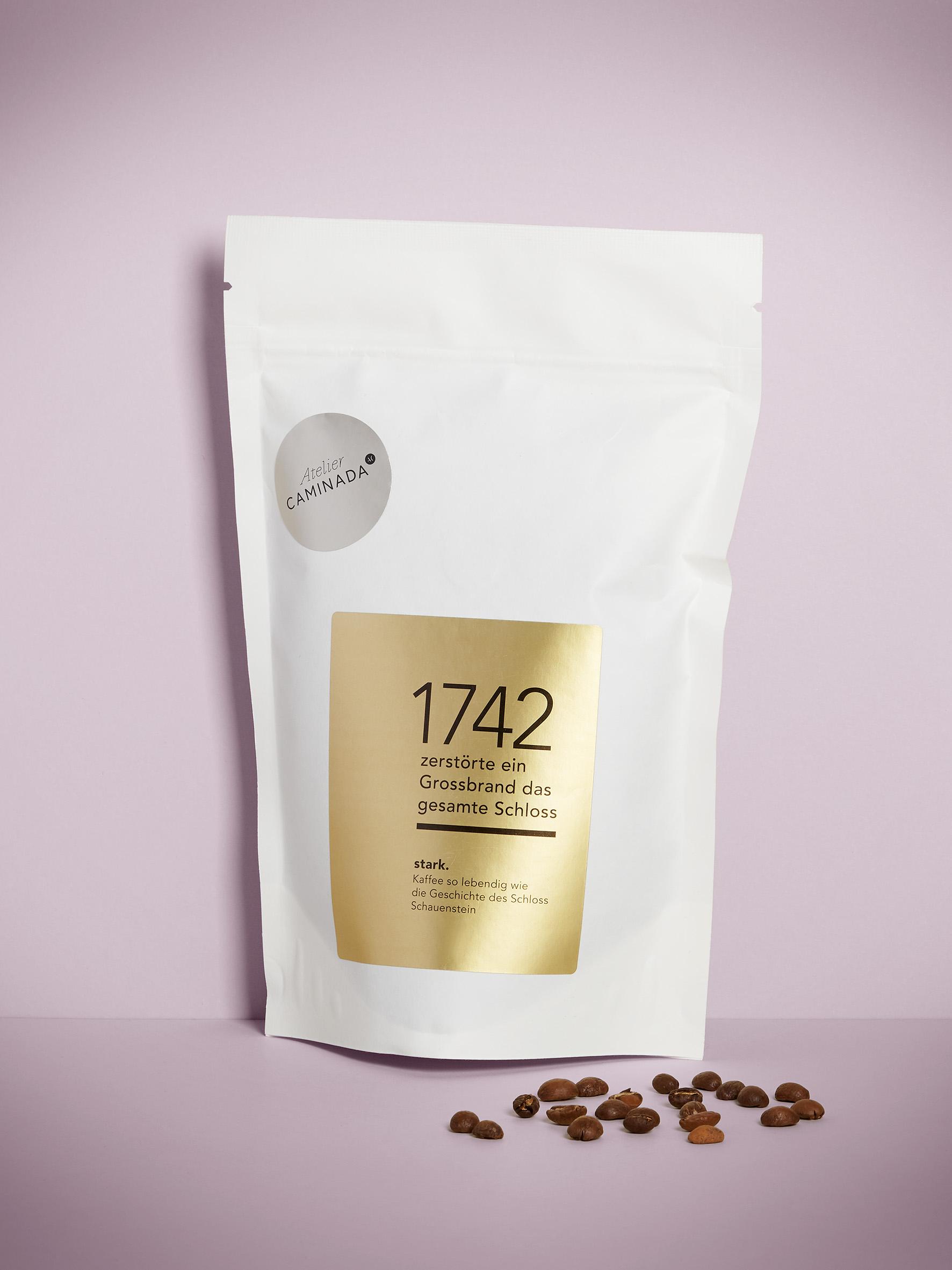 Andreas Caminada: 1742 - Kaffee stark