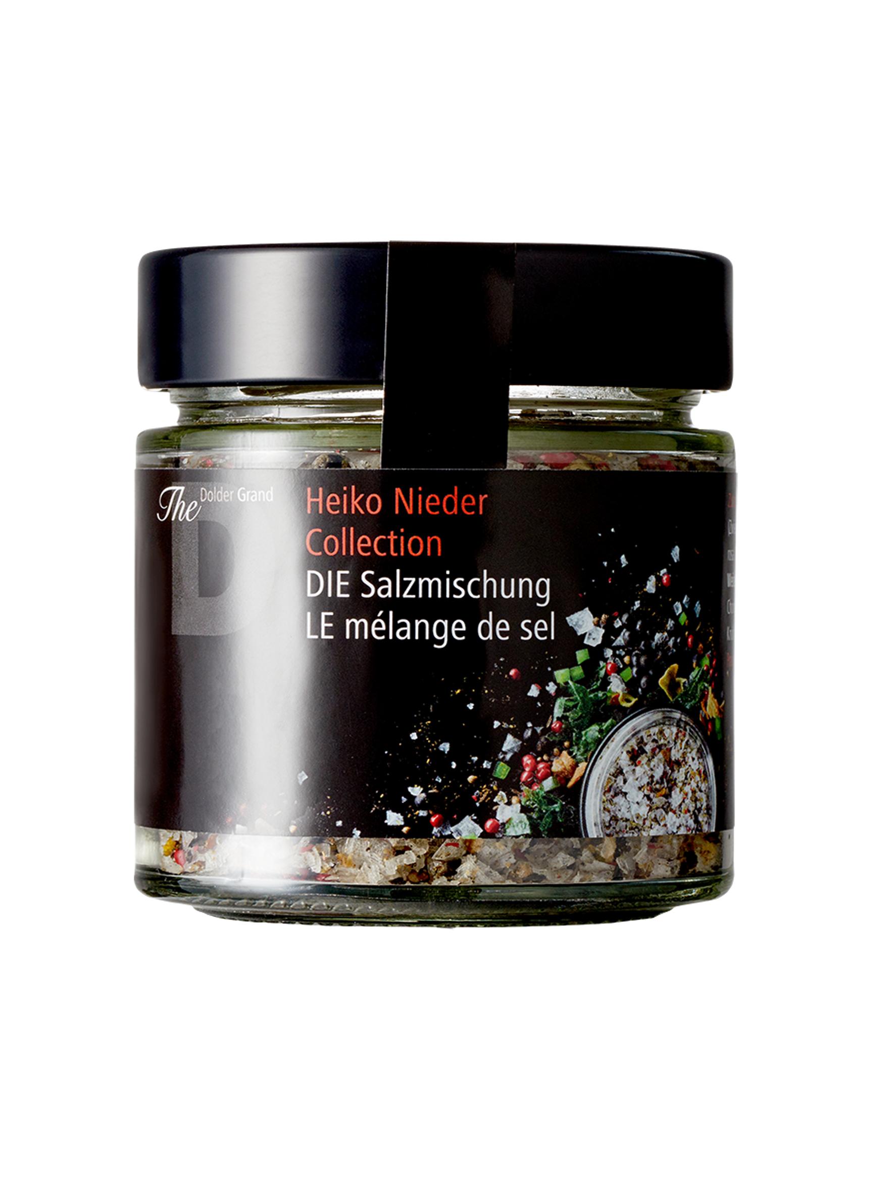 Heiko Nieder: Collection - DIE Salzmischung