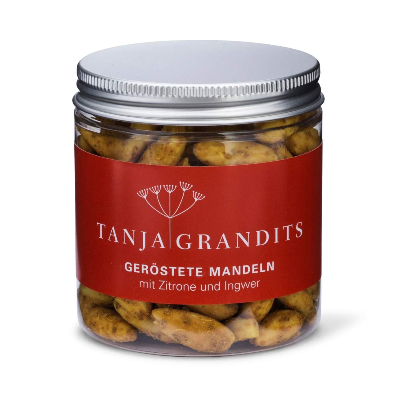 Tanja Grandits: Geröstete Mandeln mit Zitrone und Ingwer