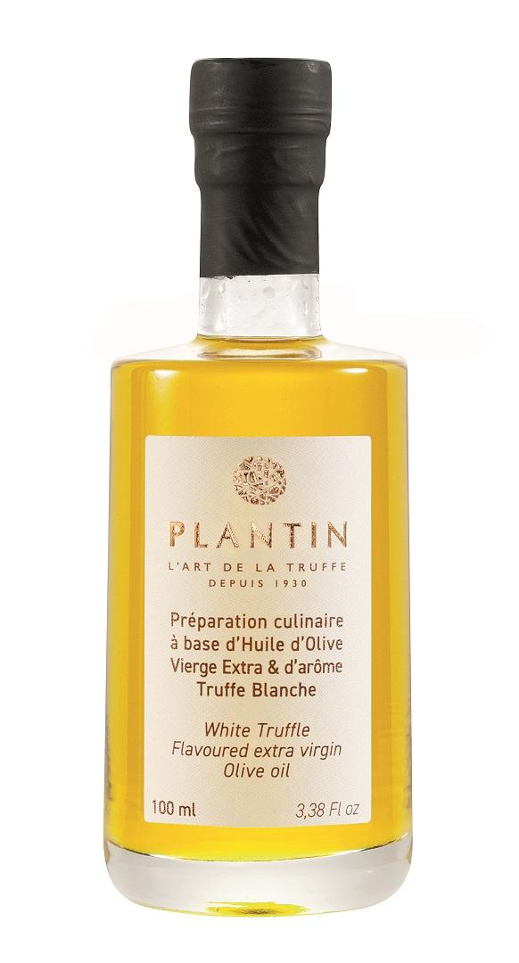 Olivenöl mit Trüffelaroma (weiss)