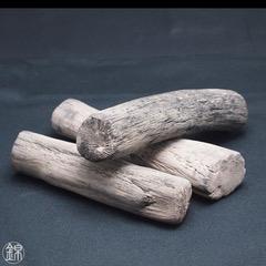Binchotan Bin-maru Kohle 1kg, ø 25-40 mm, 220-240 mm