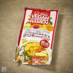 Veganes Ramen mit Soyasauce und Brühe 236g (2 x 80g Nudeln, 2 x 38g Brühe)