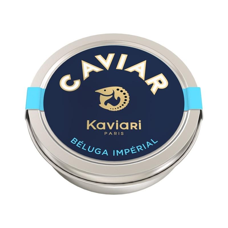Beluga Imperial (Zuchtkaviar: Bulgarien, Iran, China)